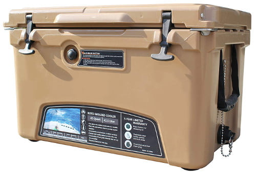 MILEE Heavy Duty Iceland Cooler review