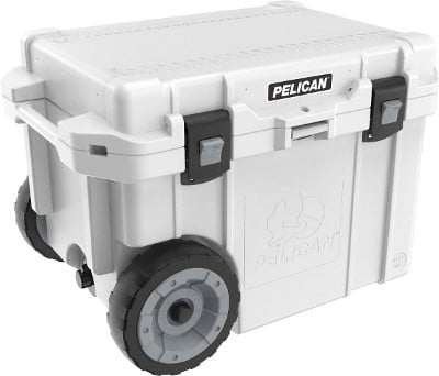Pelican ProGear 45 Quart Elite Wheeled Cooler review