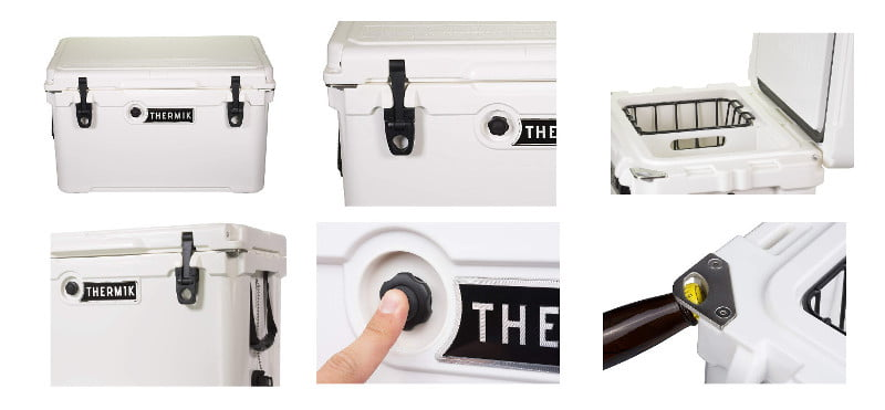 Thermik Cooler review - Features