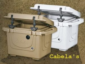 Cabelas Polar Cap Equalizer Cooler