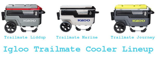 Igloo Trailmate Coolers