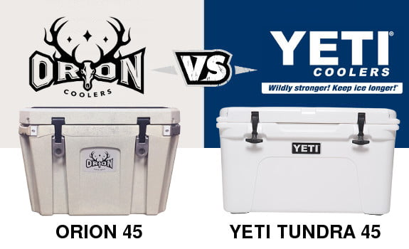 Orion Vs Yeti