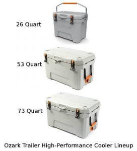 Ozark Trail coolers review