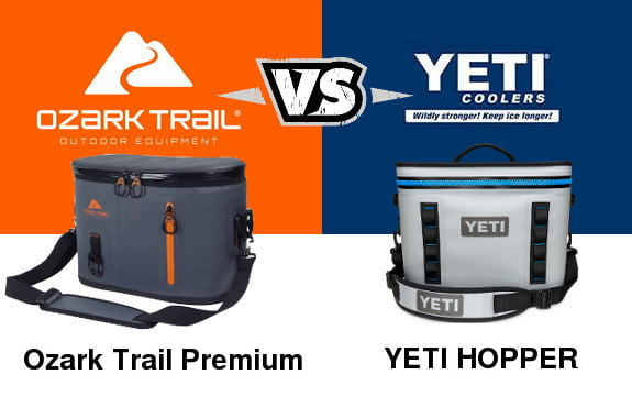Ozark Trail Vs Yeti