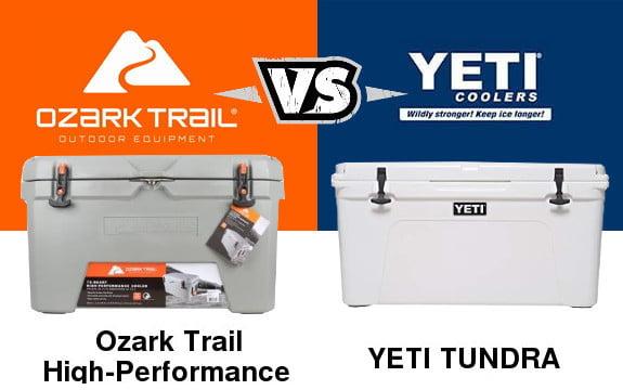 Ozark Trail Vs. Yeti