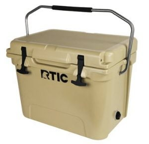 RTIC 20 cooler review
