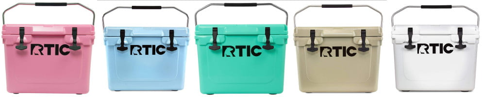 RTIC Coolers - Colors