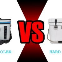 Soft Cooler vs Hard Cooler