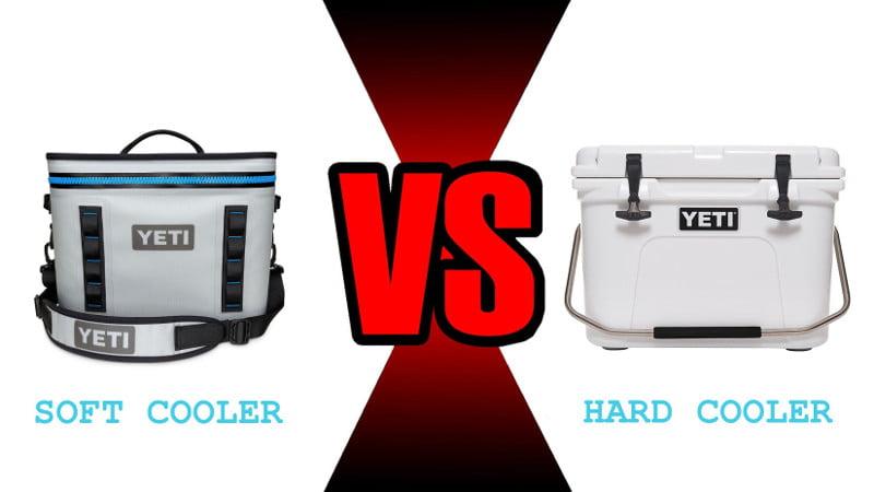 Soft Cooler vs Hard Cooler