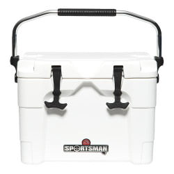 Sportsman 20 qt rotomolded cooler
