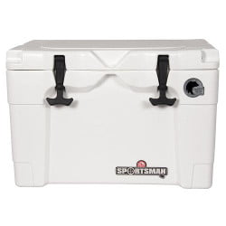 Sportsman 40 qt rotomolded cooler