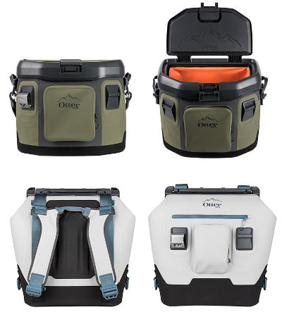 otterbox Trooper sof-sided cooler - Design