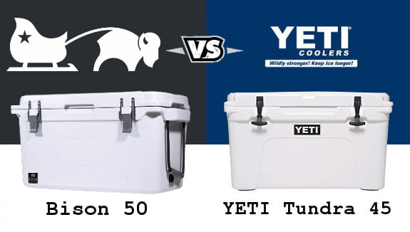 Bison Coolers Vs YETI