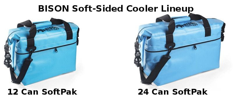 Bison Soft-Sided Coolers