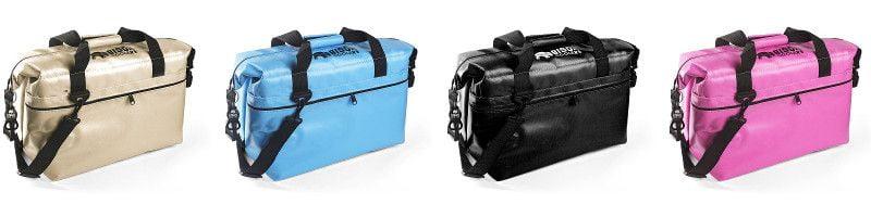 Bison Softpack Cooler Bag - Colors