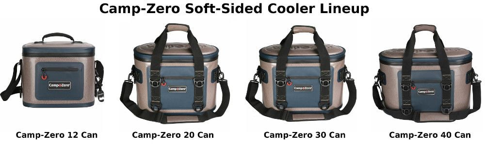Camp Zero Soft-Sided Coolers