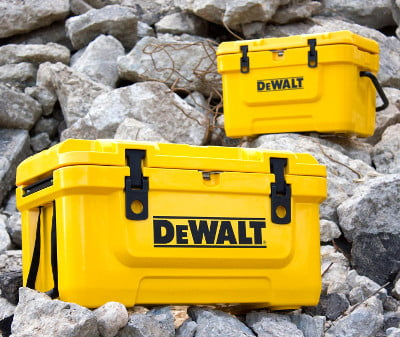 DeWALT Coolers - Design & Build Quality
