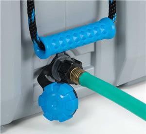 Lifetime Cooler - Easy drain