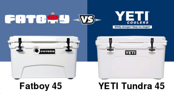 Fatboy Cooler vs YETI