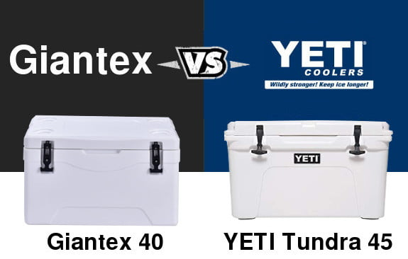 Giantex Vs Yeti Cooler