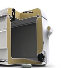 Igloo Yukon Cooler - Insulation