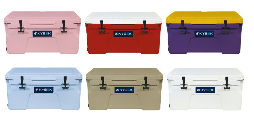 Kysek Coolers - Color Options