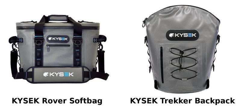 Kysek soft-sided coolers