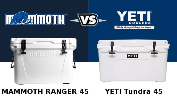 Mammoth Cooler Vs YETI