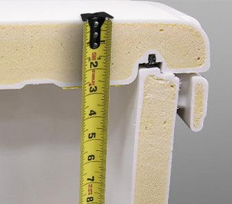 RTIC insulation