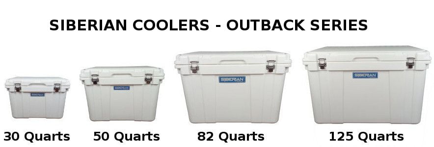 SIBERIAN OUTBACK Cooler - Lineup