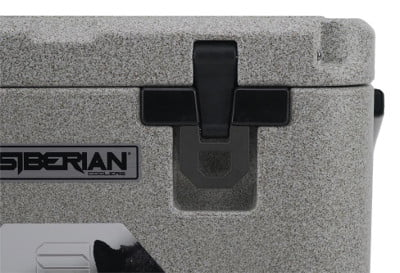 Siberian Alpha Pro Coolers latches