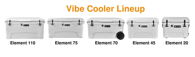 Vibe Element Coolers