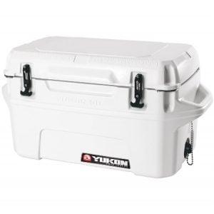 YUKON 50qt roto-molded cooler