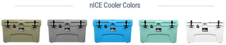 nICE Cooler Review - Color Options