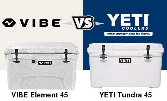 Vibe cooler vs yeti