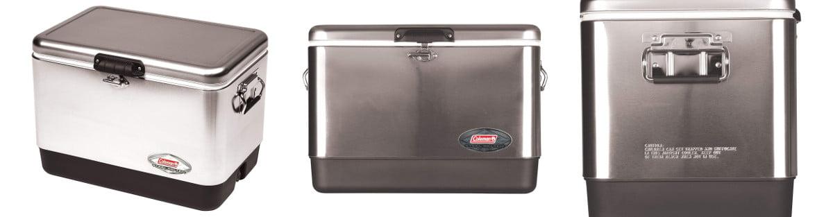 Coleman Steel-Belted 54 Quart Cooler Review