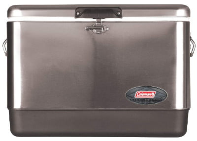 Coleman Steel-Belted ice chest