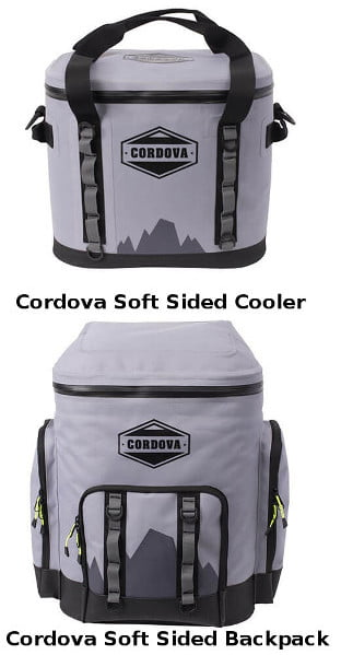 Cordova Soft-Sided Coolers Review
