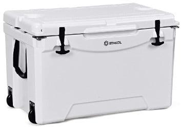 Giantex 80qt Wheeled Cooler