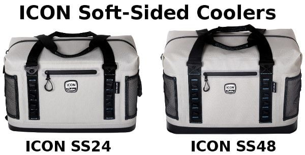 ICON Soft-Sided Coolers