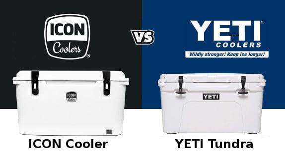 ICON Vs YETI Coolers