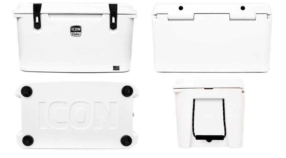 ICON Coolers - Design