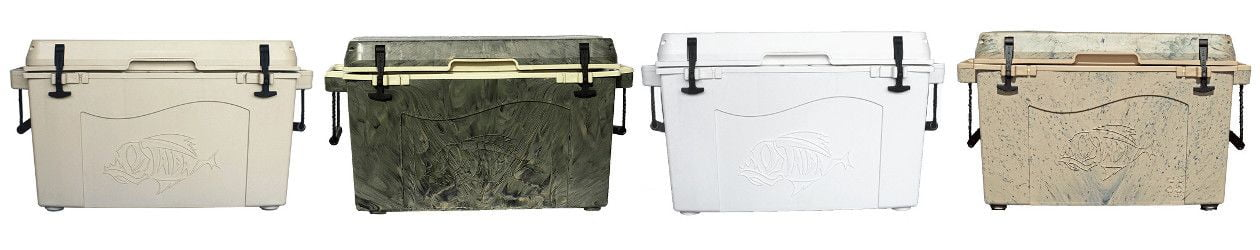 Taiga Coolers Review - Color Options