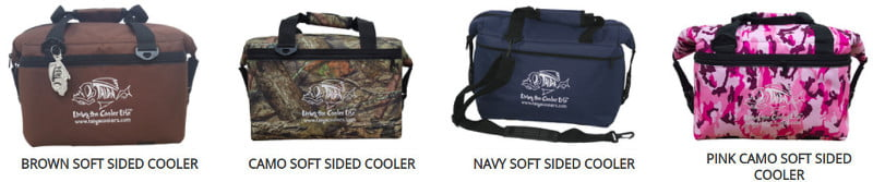 Taiga Soft-Sided Coolers