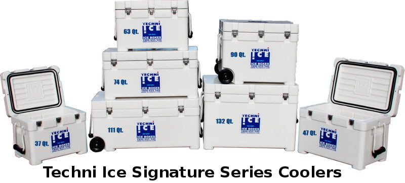 Techni Ice Hard-Sided Coolers