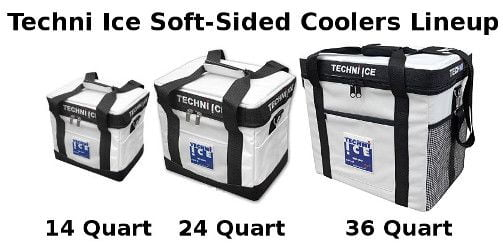 Techni Ice Soft-Sided Coolers