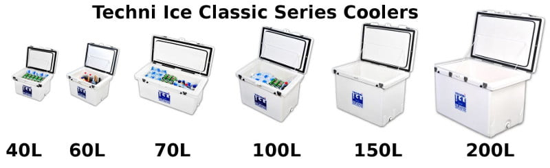 Techniice Classic Series Coolers