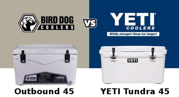 Bird Dog Coolers Vs YETI
