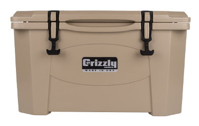 Grizzly rotomolded cooler review