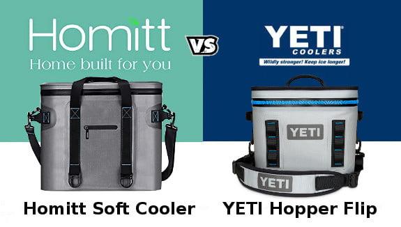 Homitt cooler vs yeti